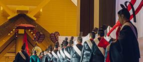 外宮正殿原寸大模型に迫る ようこそ、神宮の最奥へ